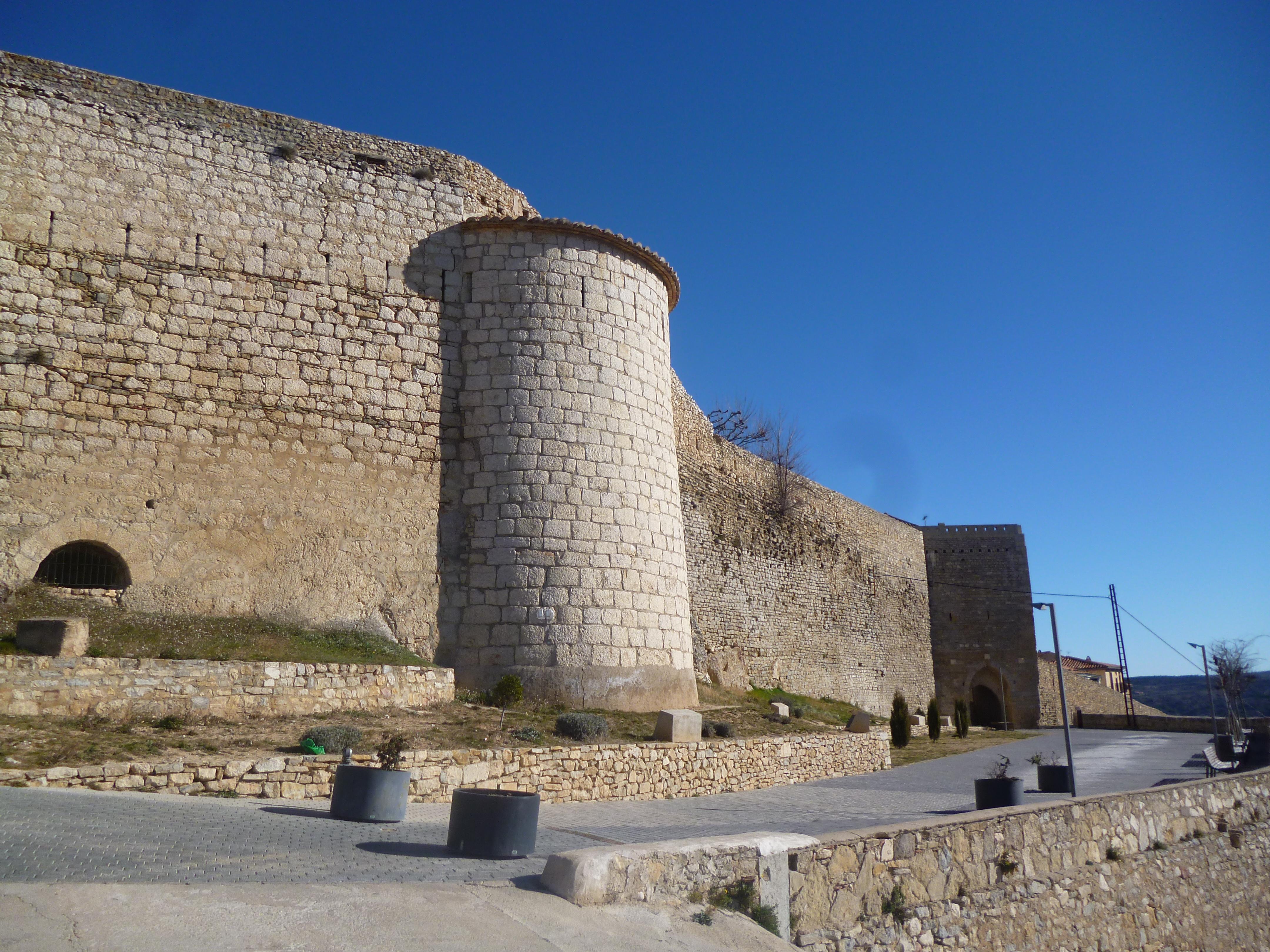 murailles de Morella