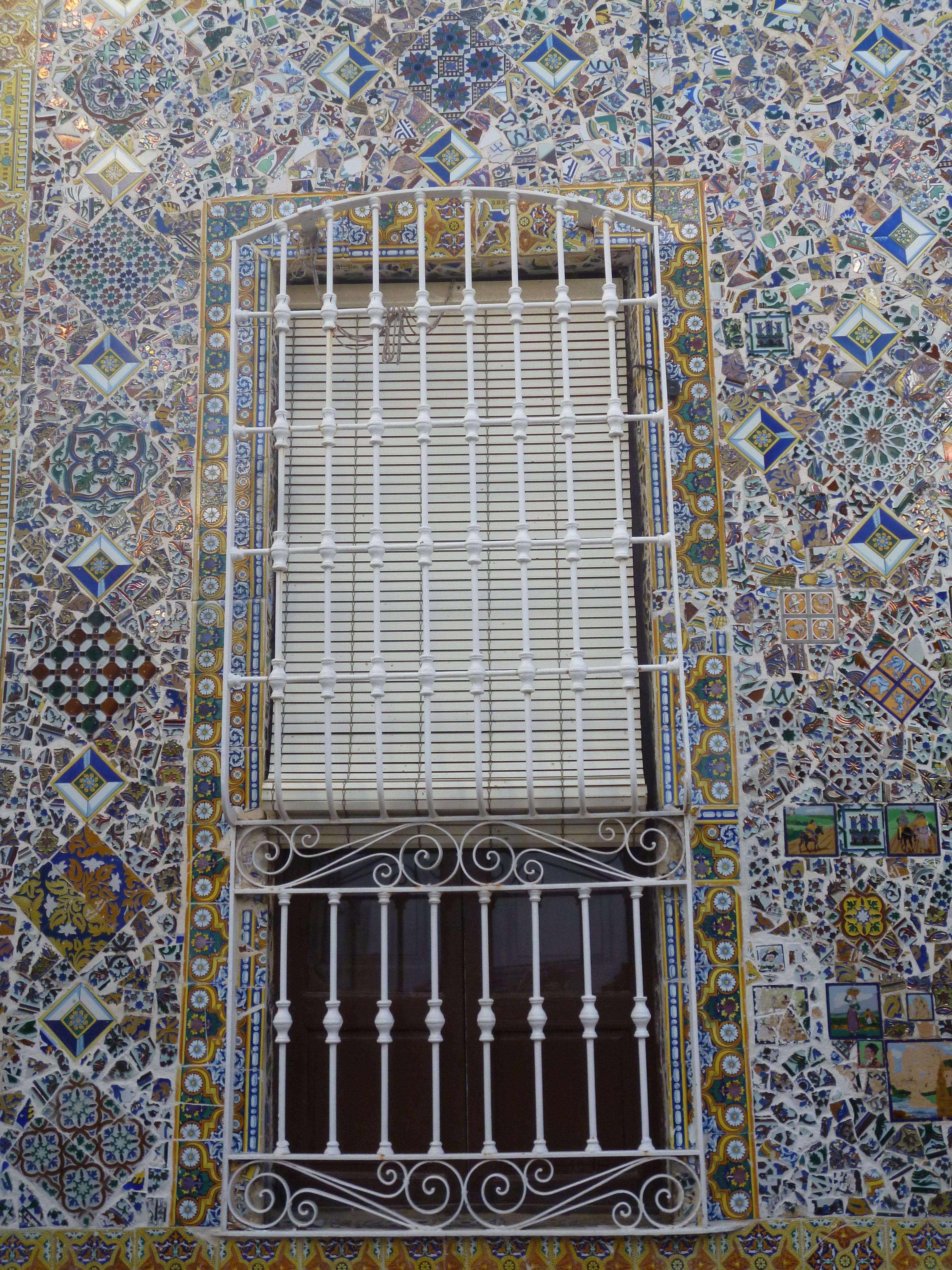 la maison aux azulejos