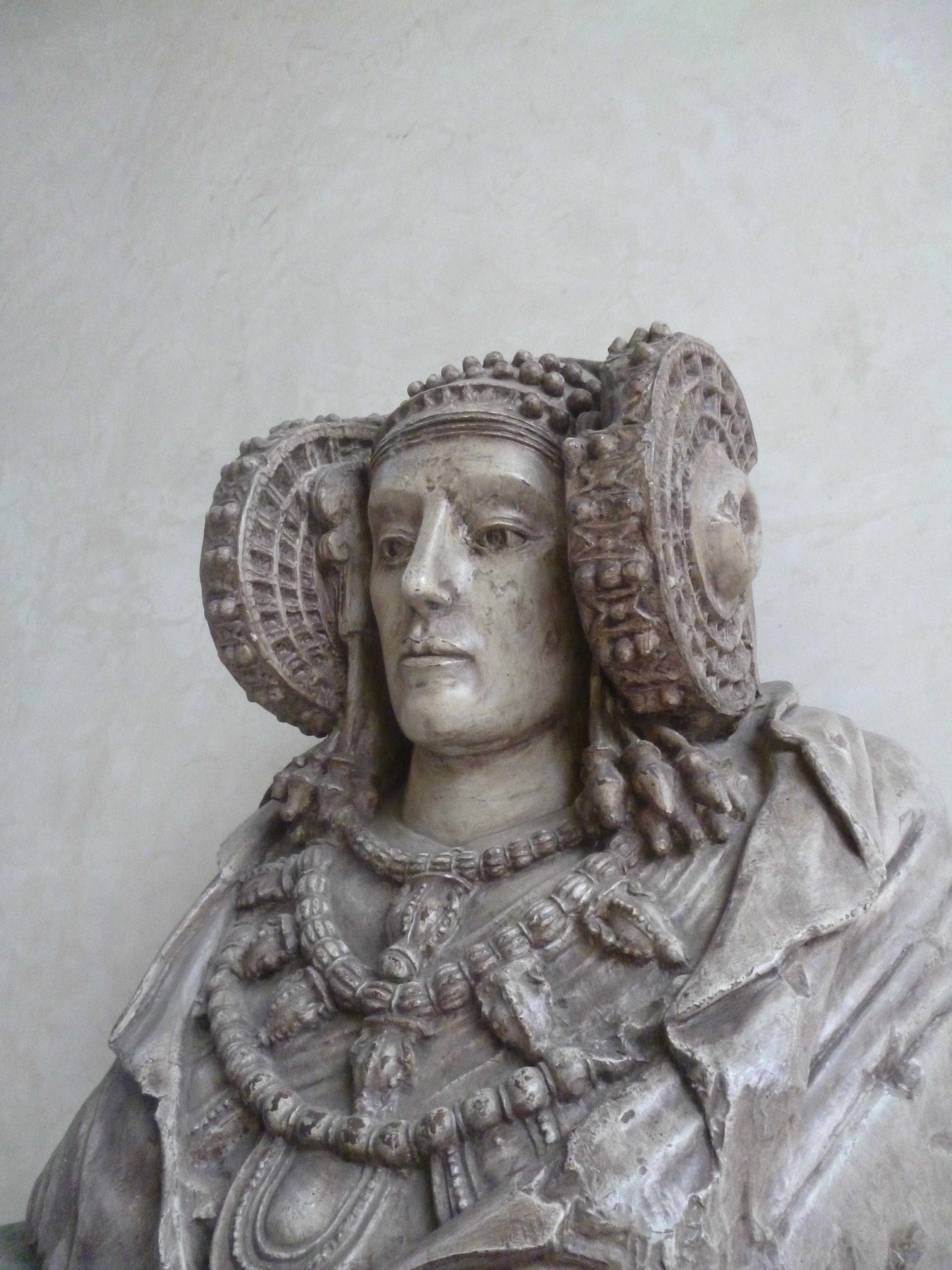 la dame de Elche