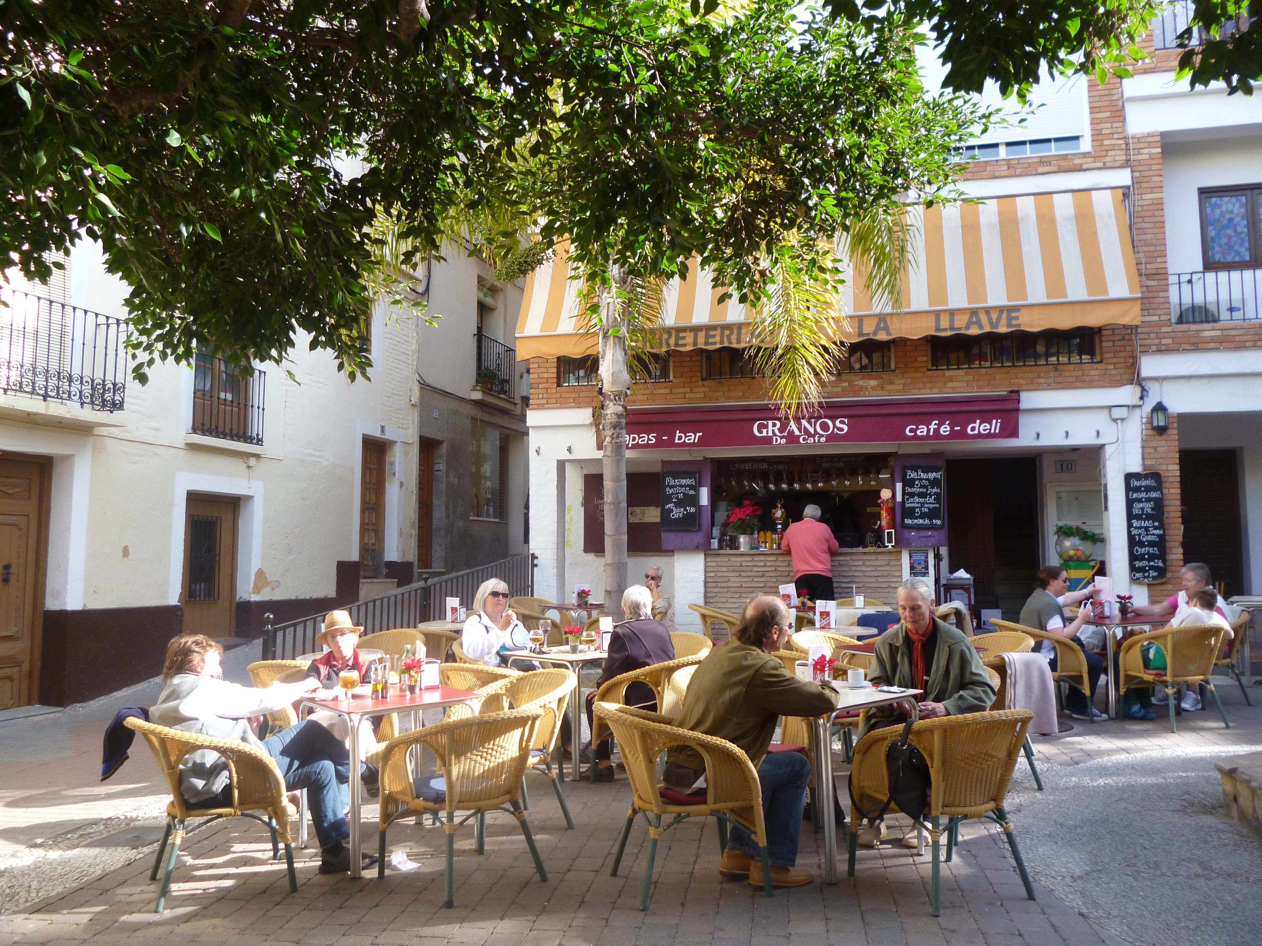 plaza higuitos, il fait bon vivre