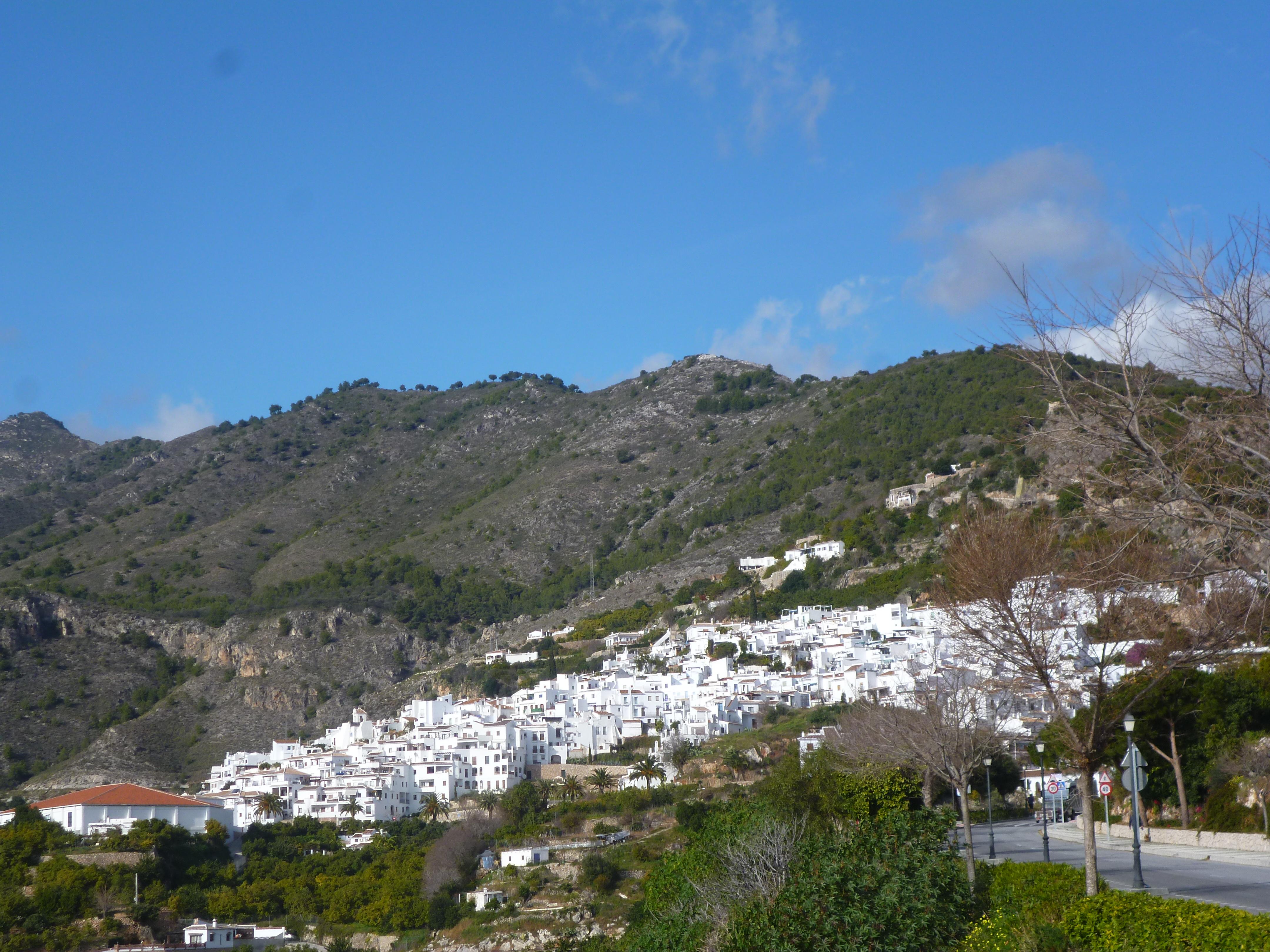 la uz del Andalucia