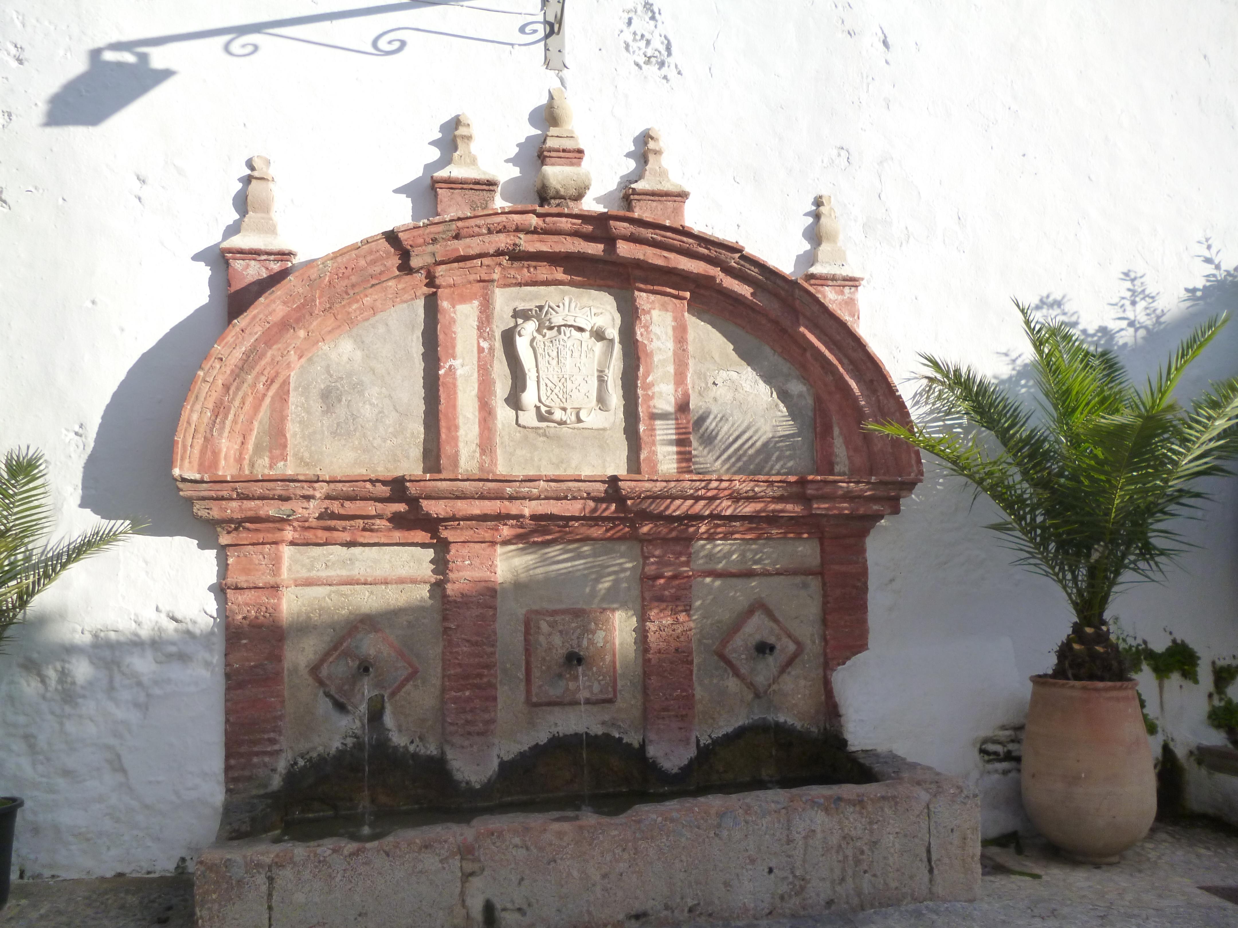 la vieille fontaine, sans source pas d'implantation villageoise