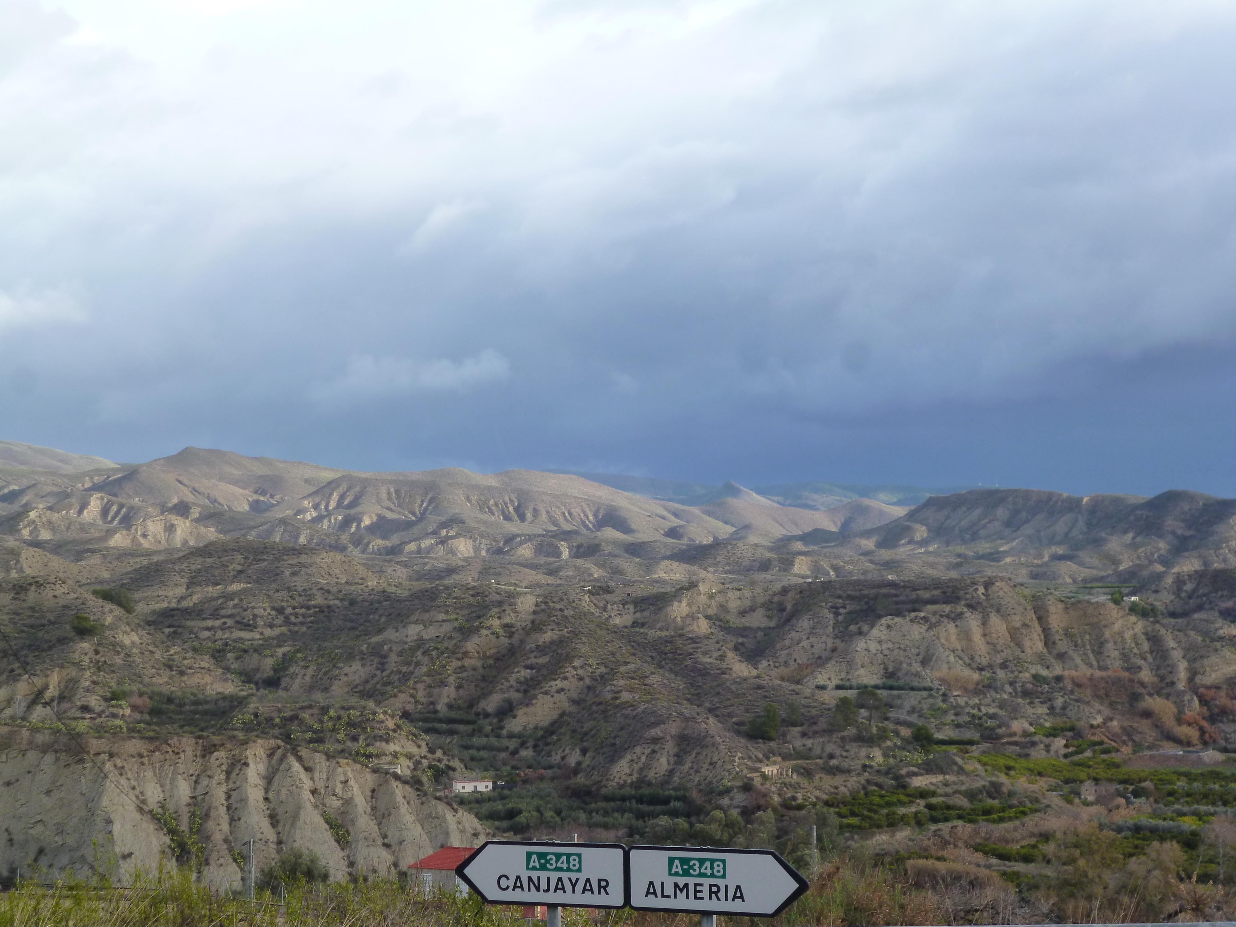 Alpujaras almerienses