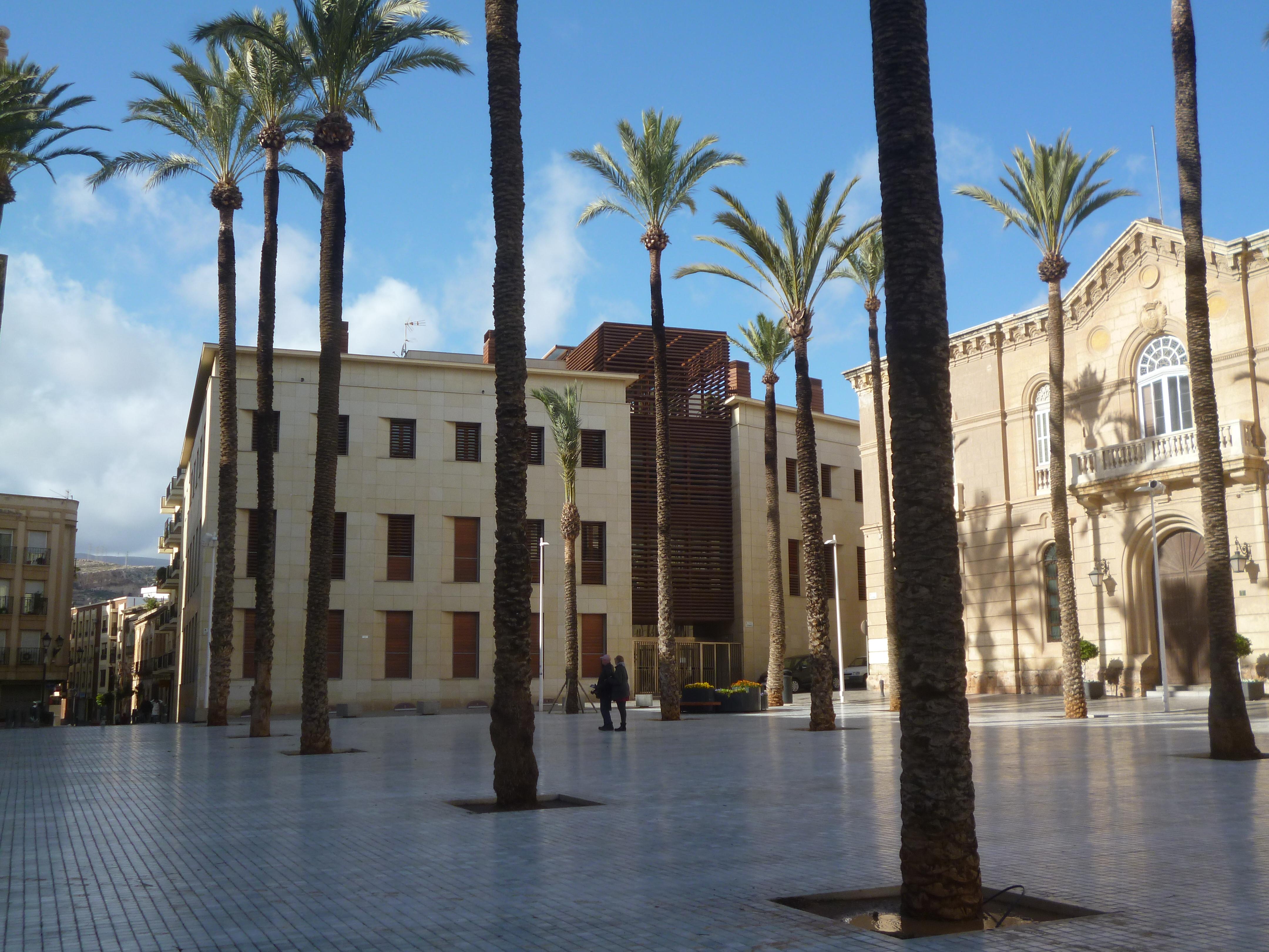 place de la cathedrale