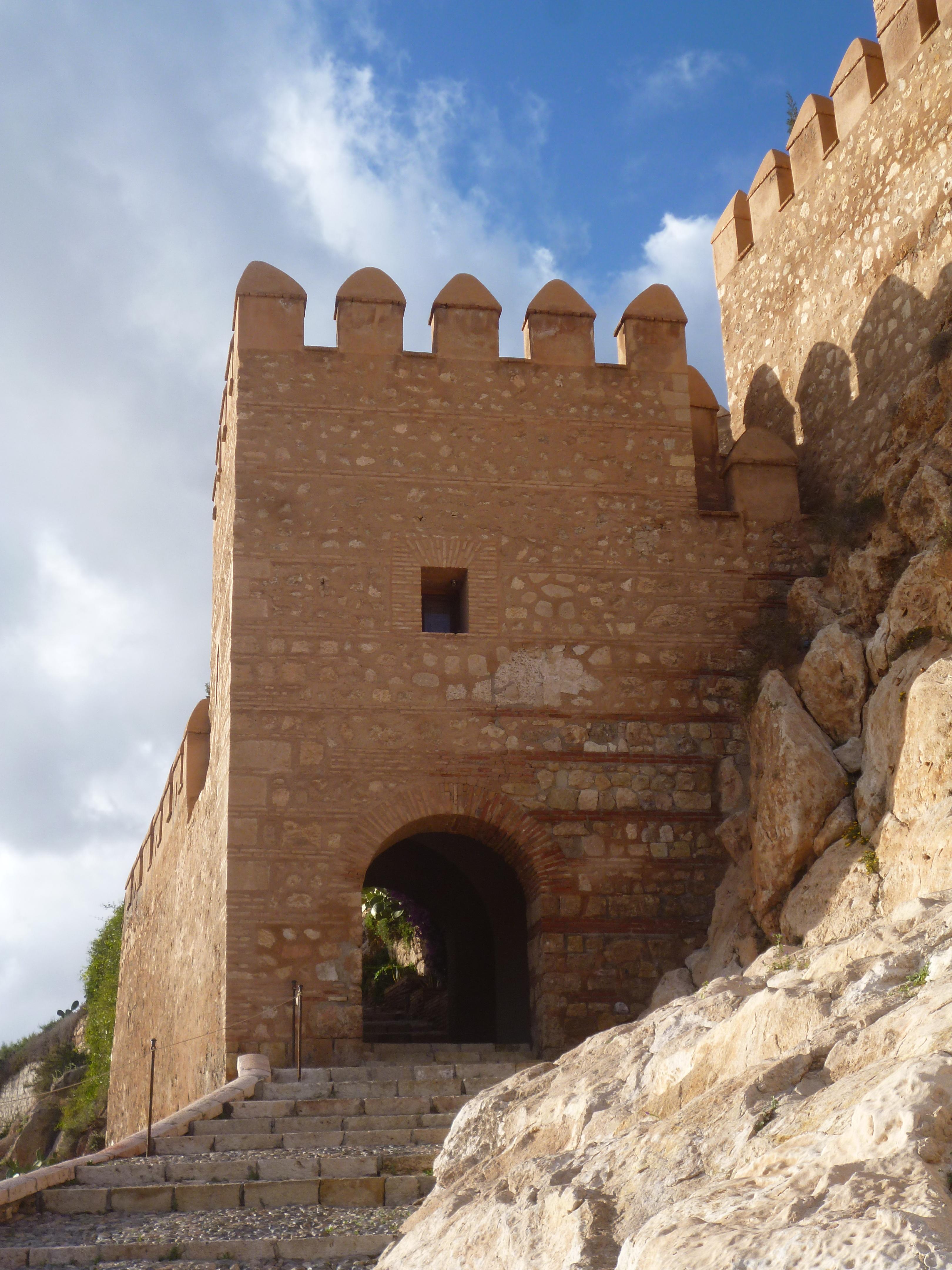 entrée Alcazaba