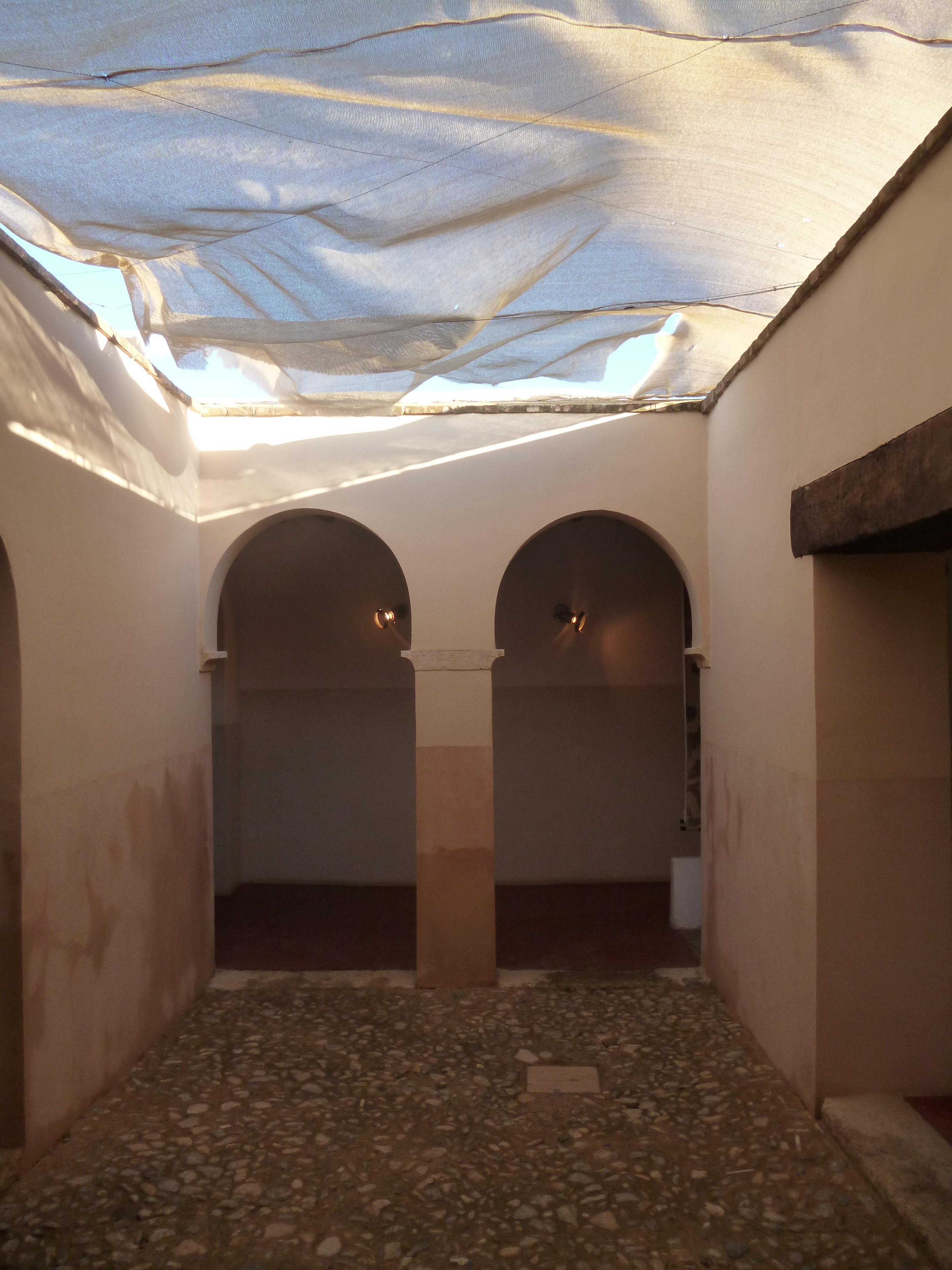 habitat arabe restauré