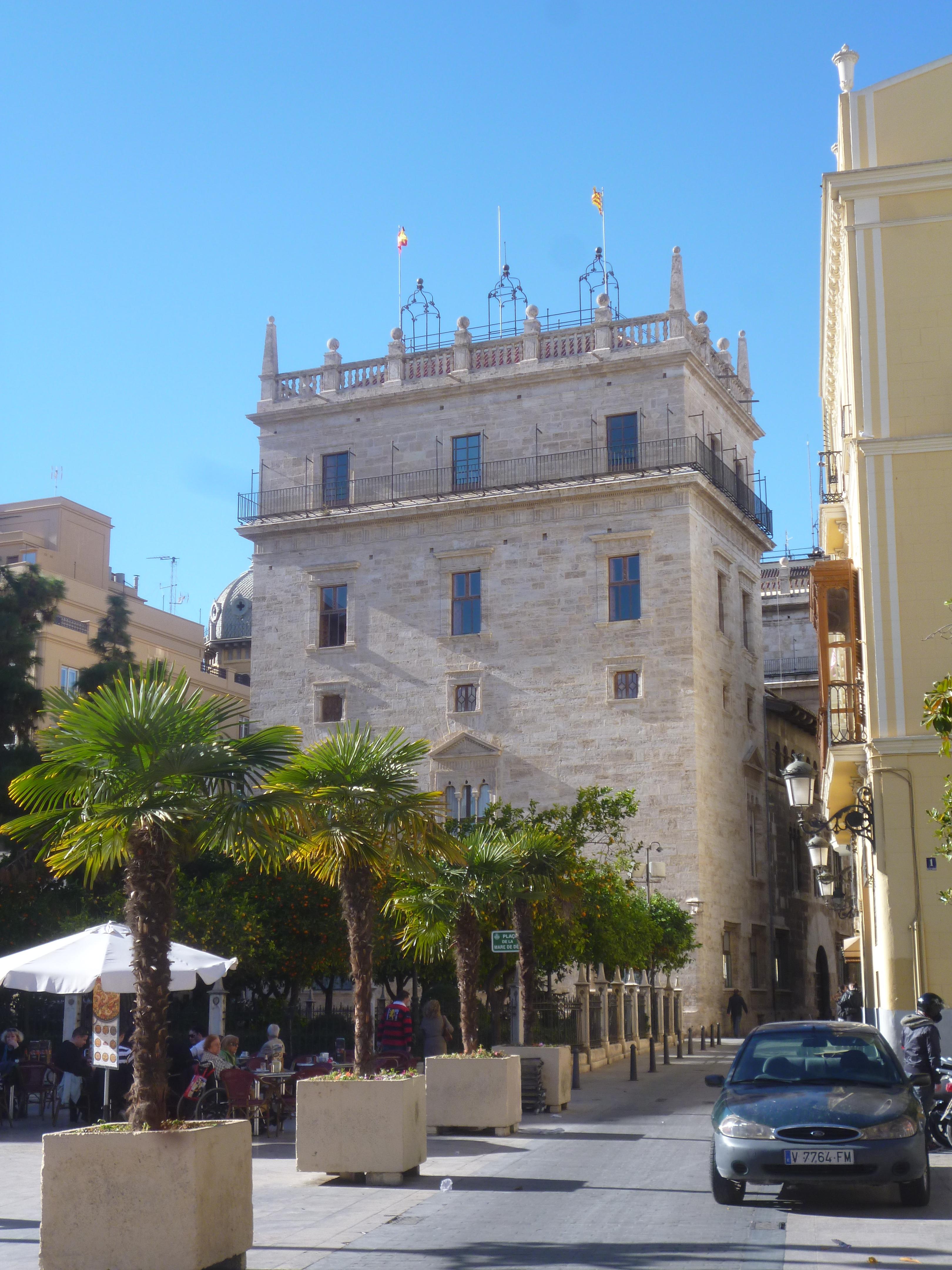 palais de la Generalidad