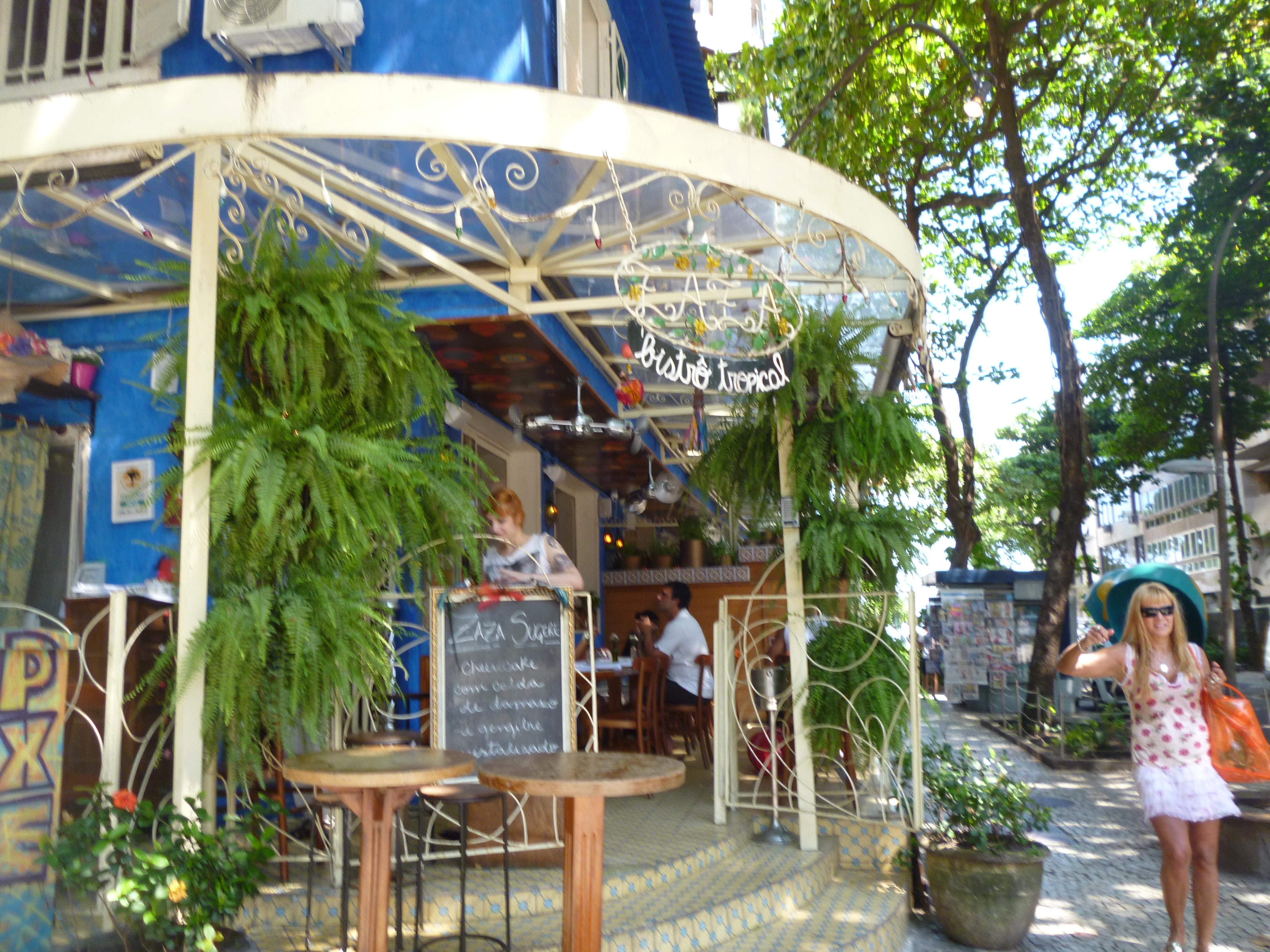 café sur Ipanema
