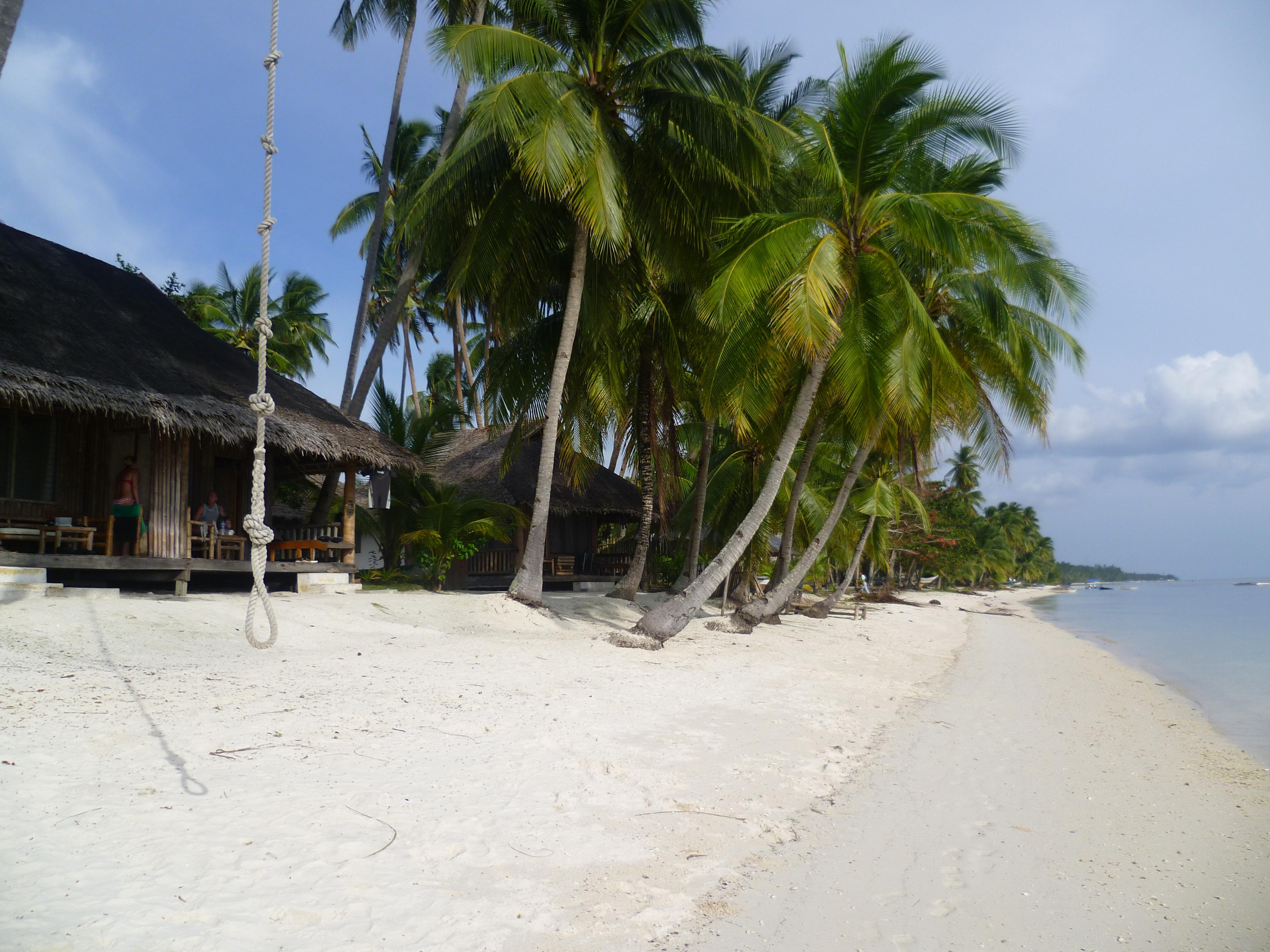 plage vers San Juan