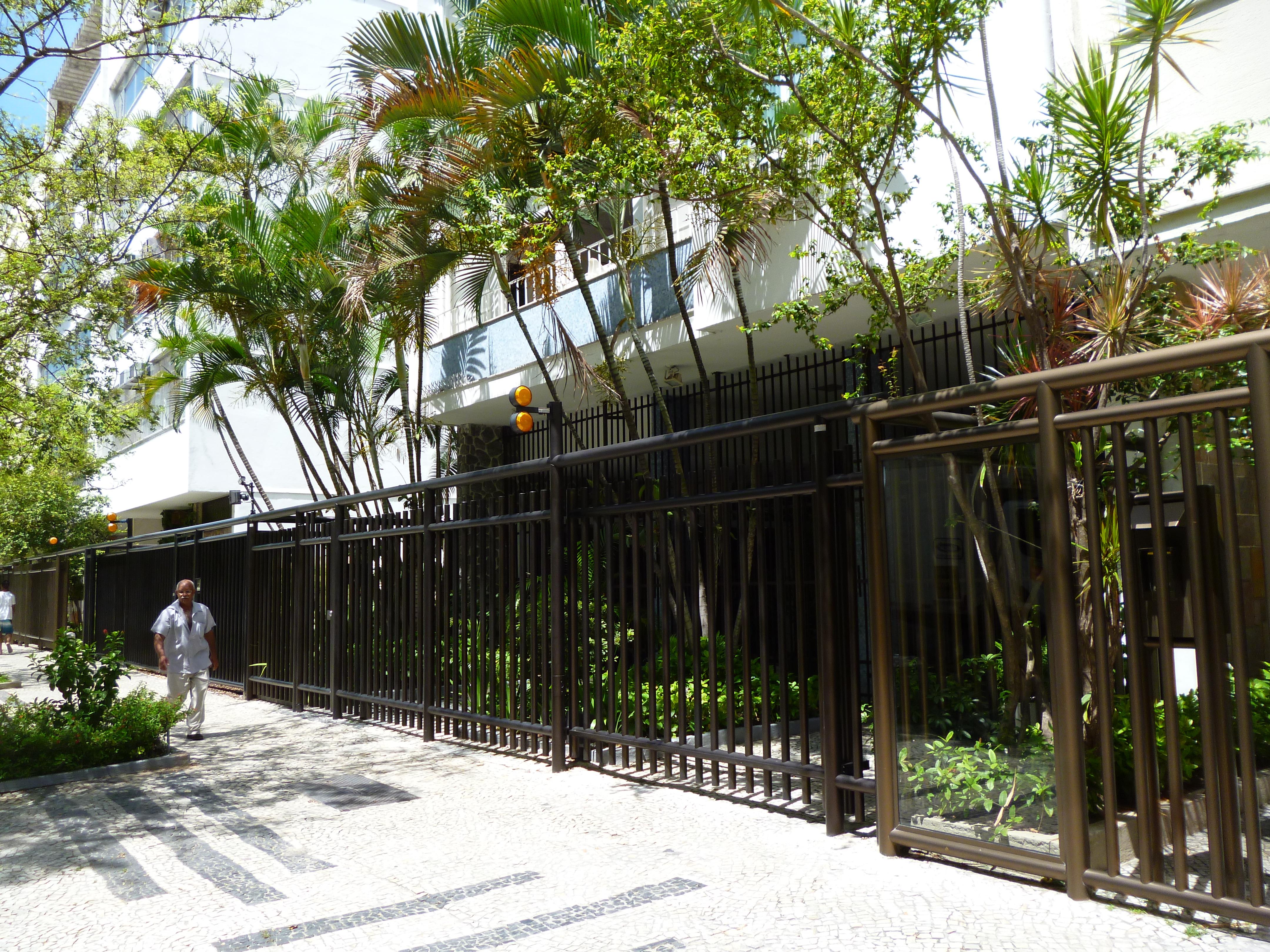 les barreaux de Rio