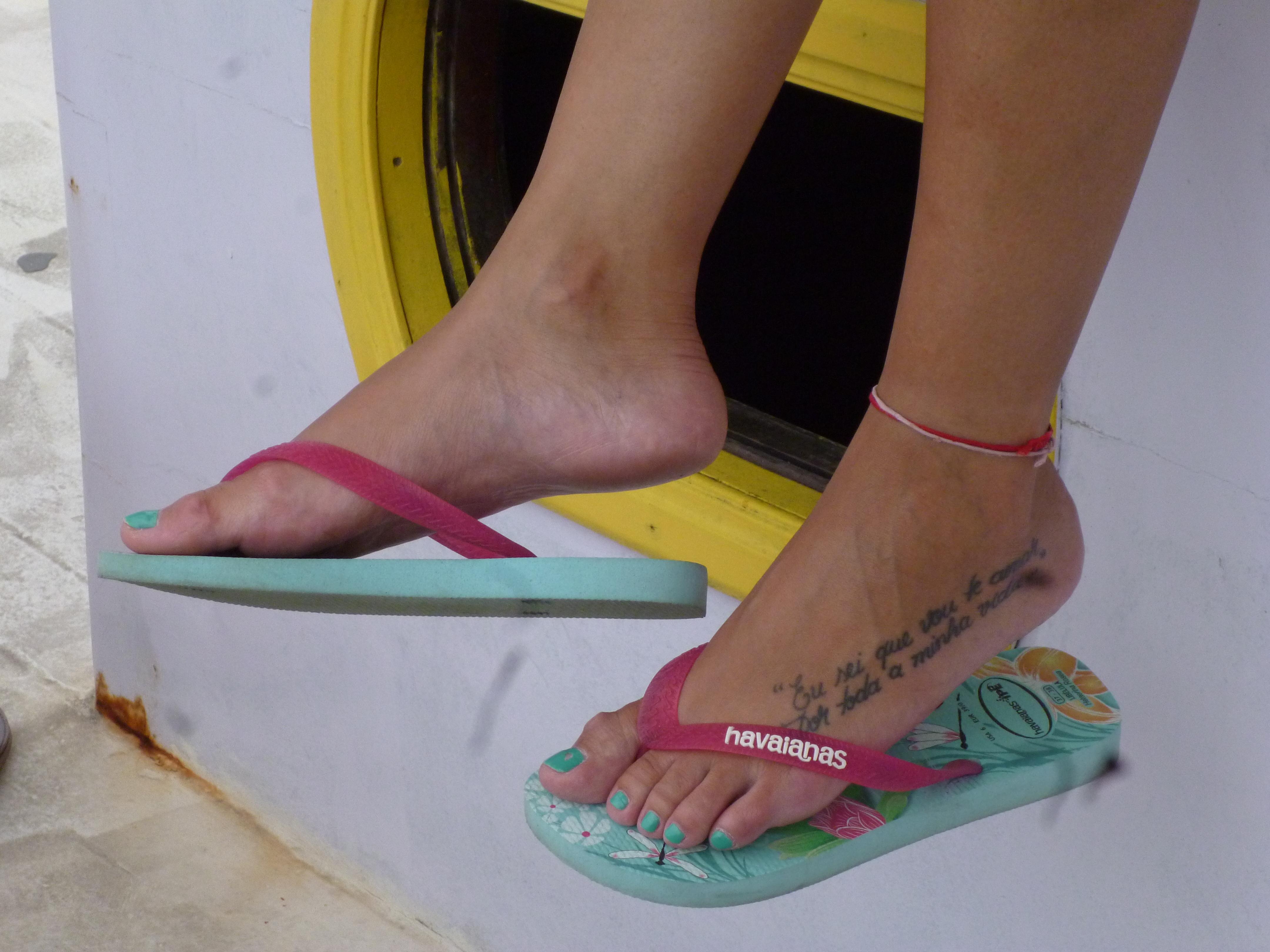 pieds de garotta