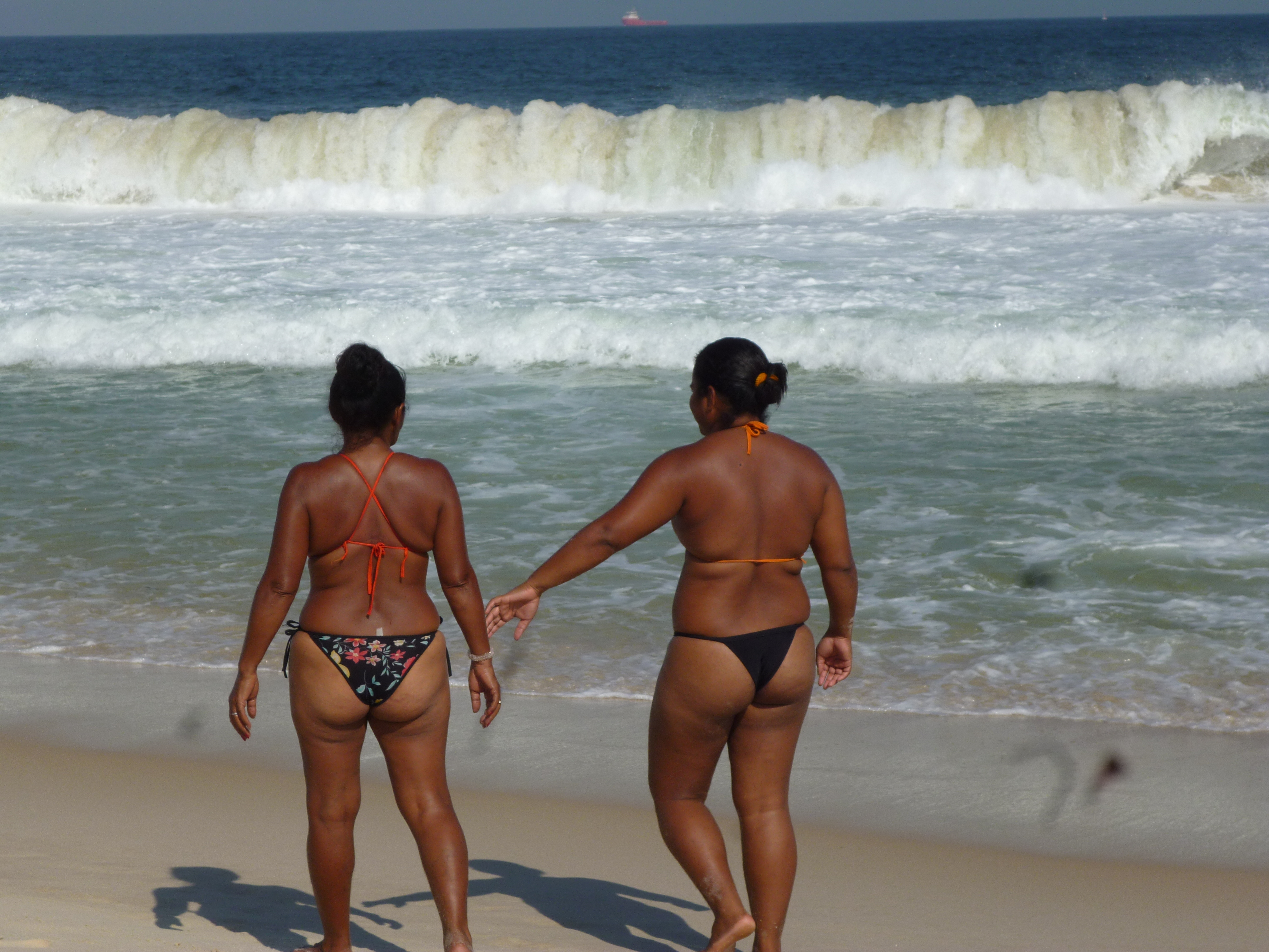 ''Si vous vous rendez sur les plages de Rio, vous constaterez que les brésiliennes ne répondent pas aux canons de la beauté'' sur france-inter