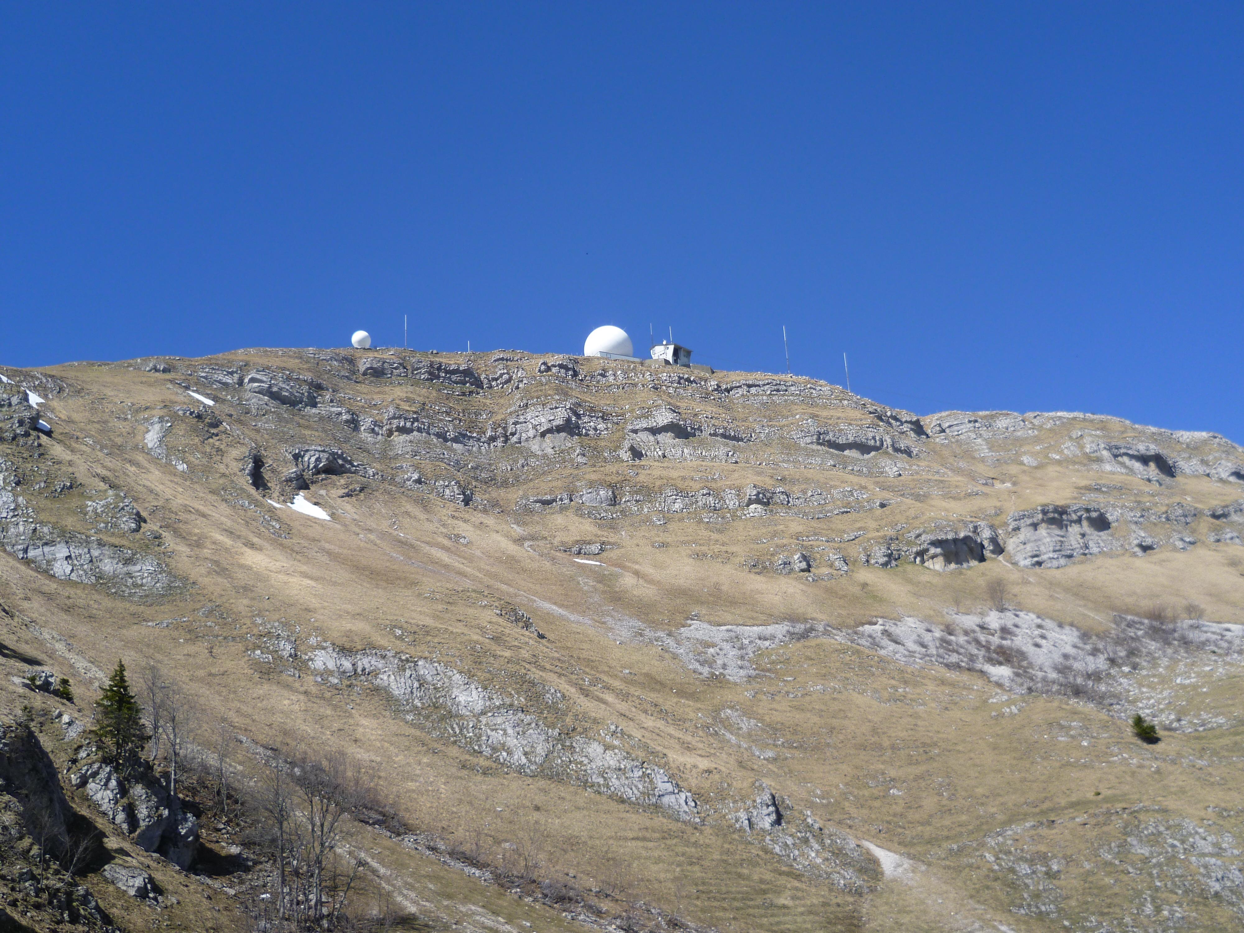 La Dole, sommet suisse