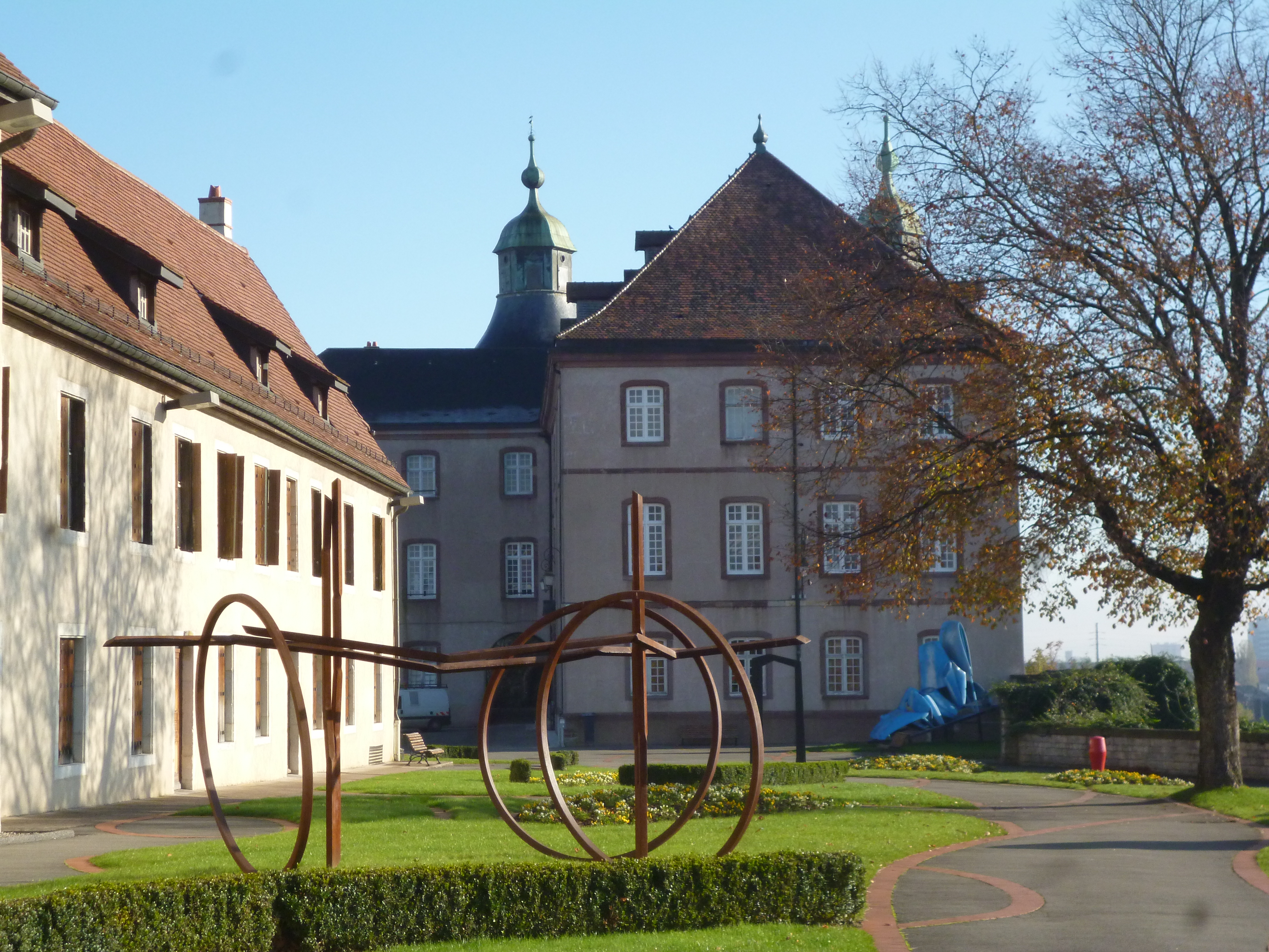 citadelle de Montbéliard