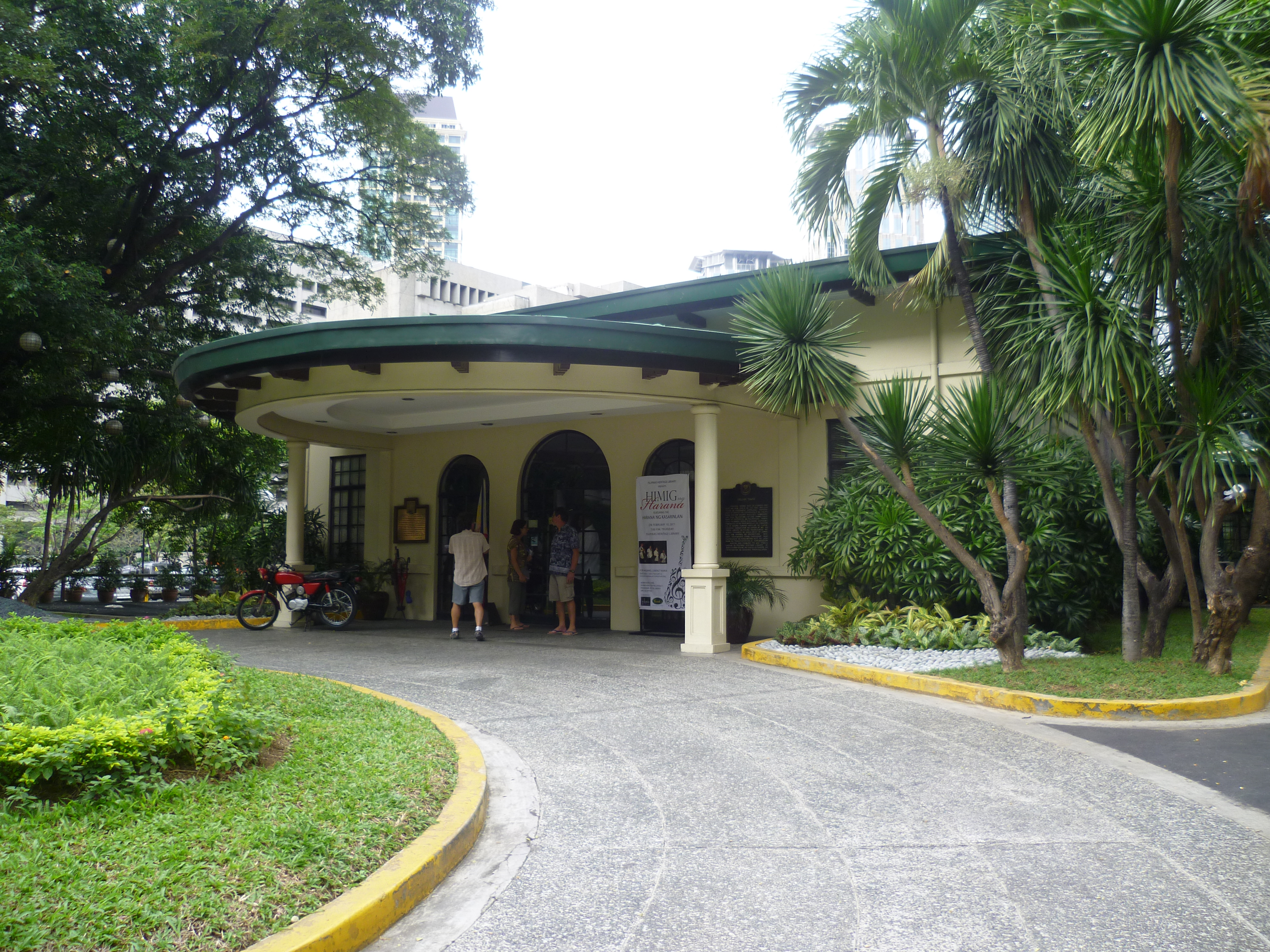 ancien aéroport de Makati