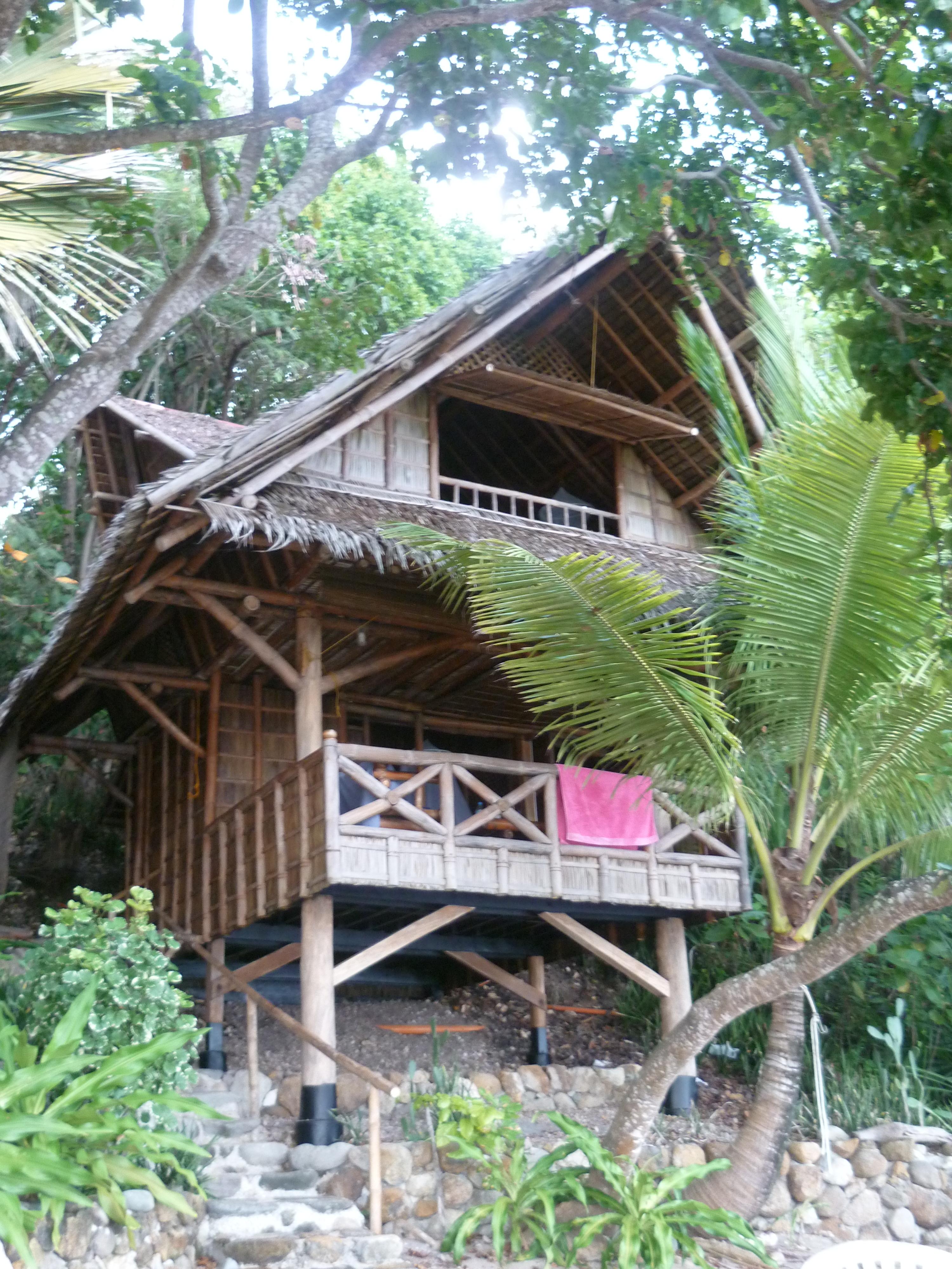 Notre bungalow Dans les arbres verser 4-6 personnes