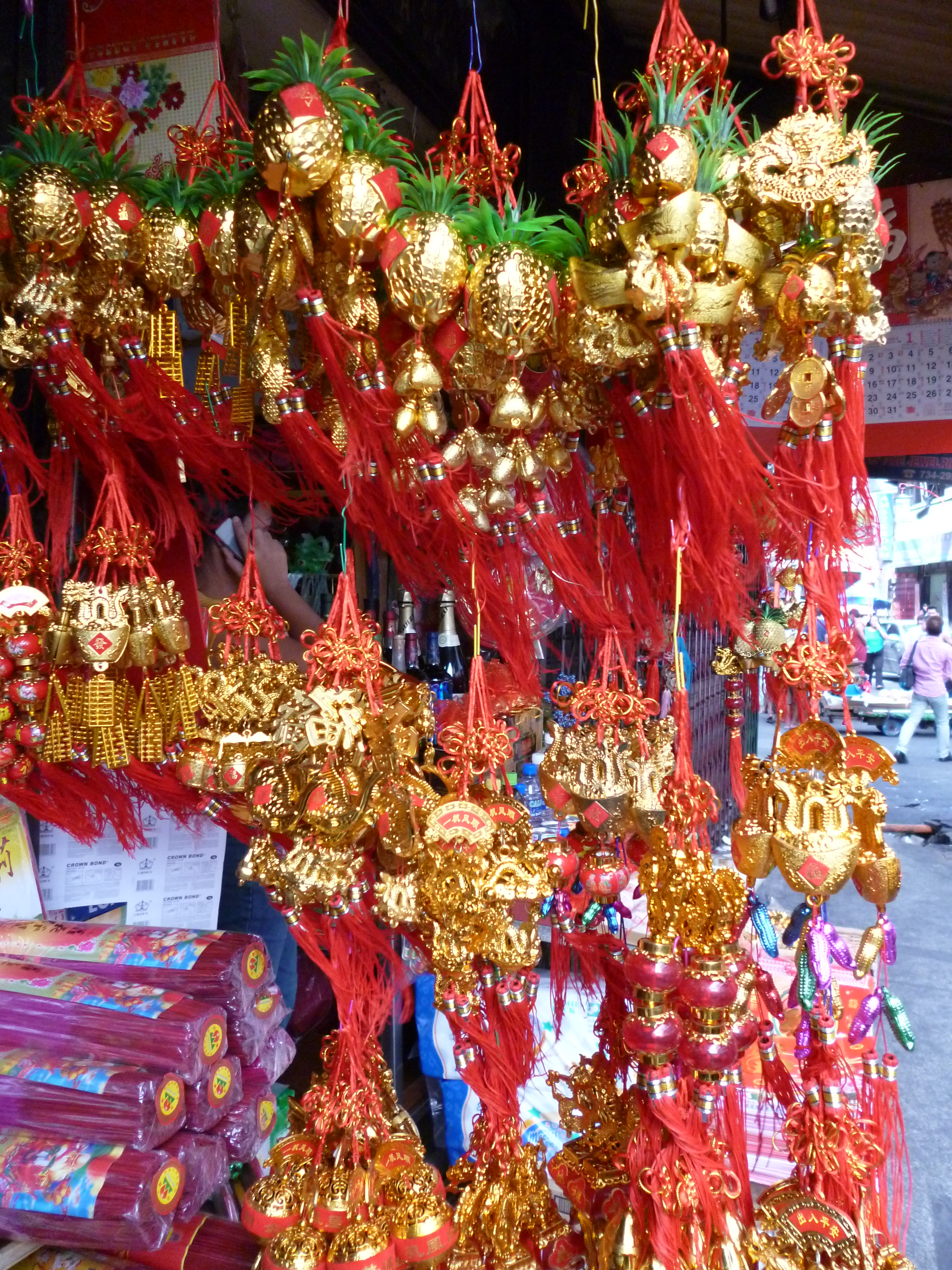 chinoiseries....dans le quartier chinois