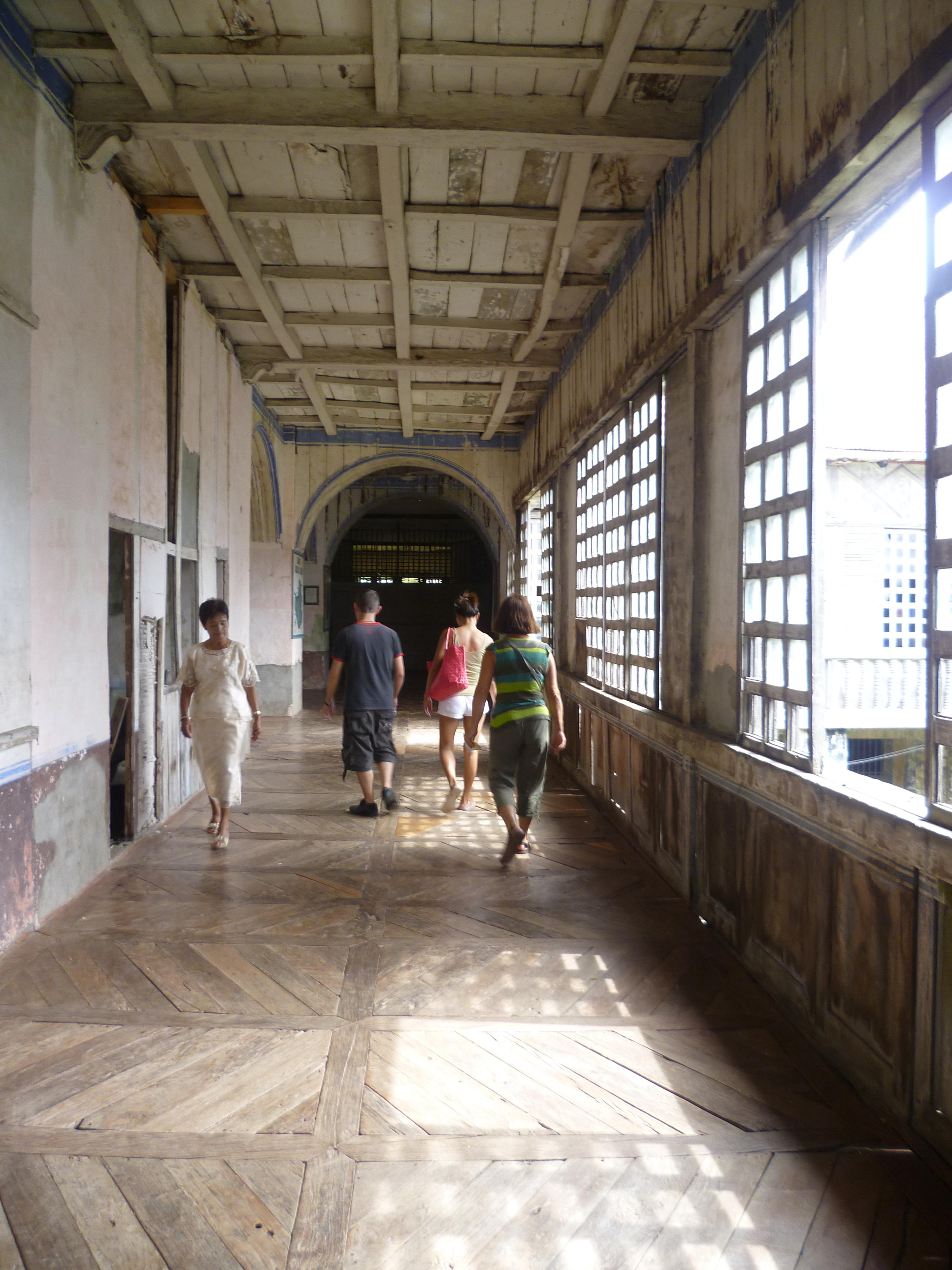 intérieur du couvent