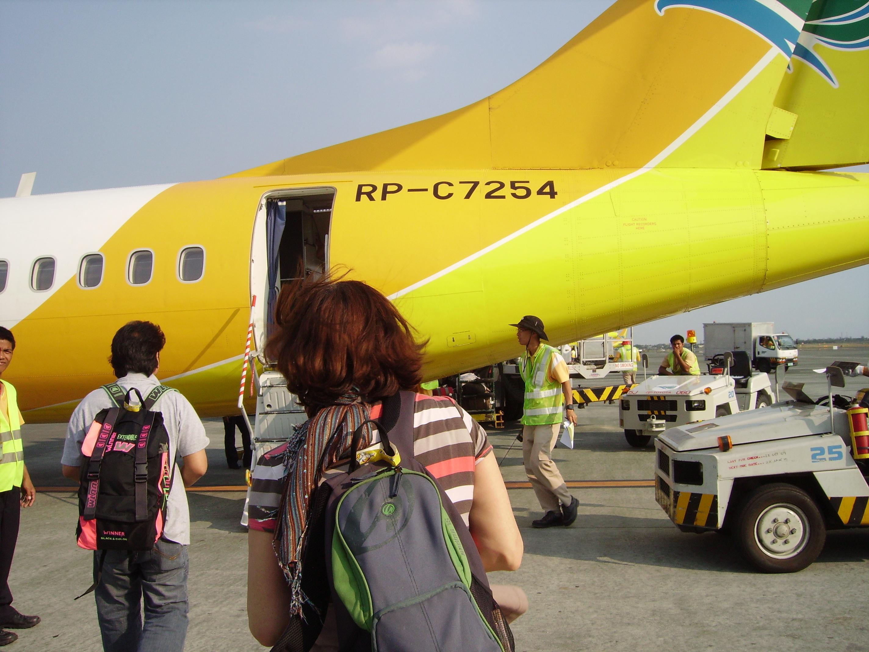 la Cebu Pacific