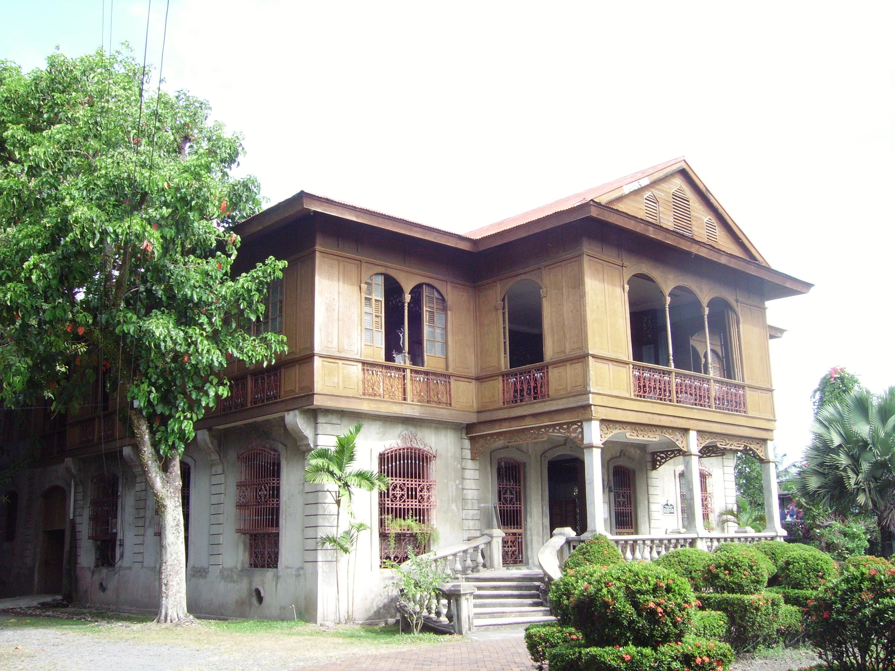 demeure ancestrale à Silay,