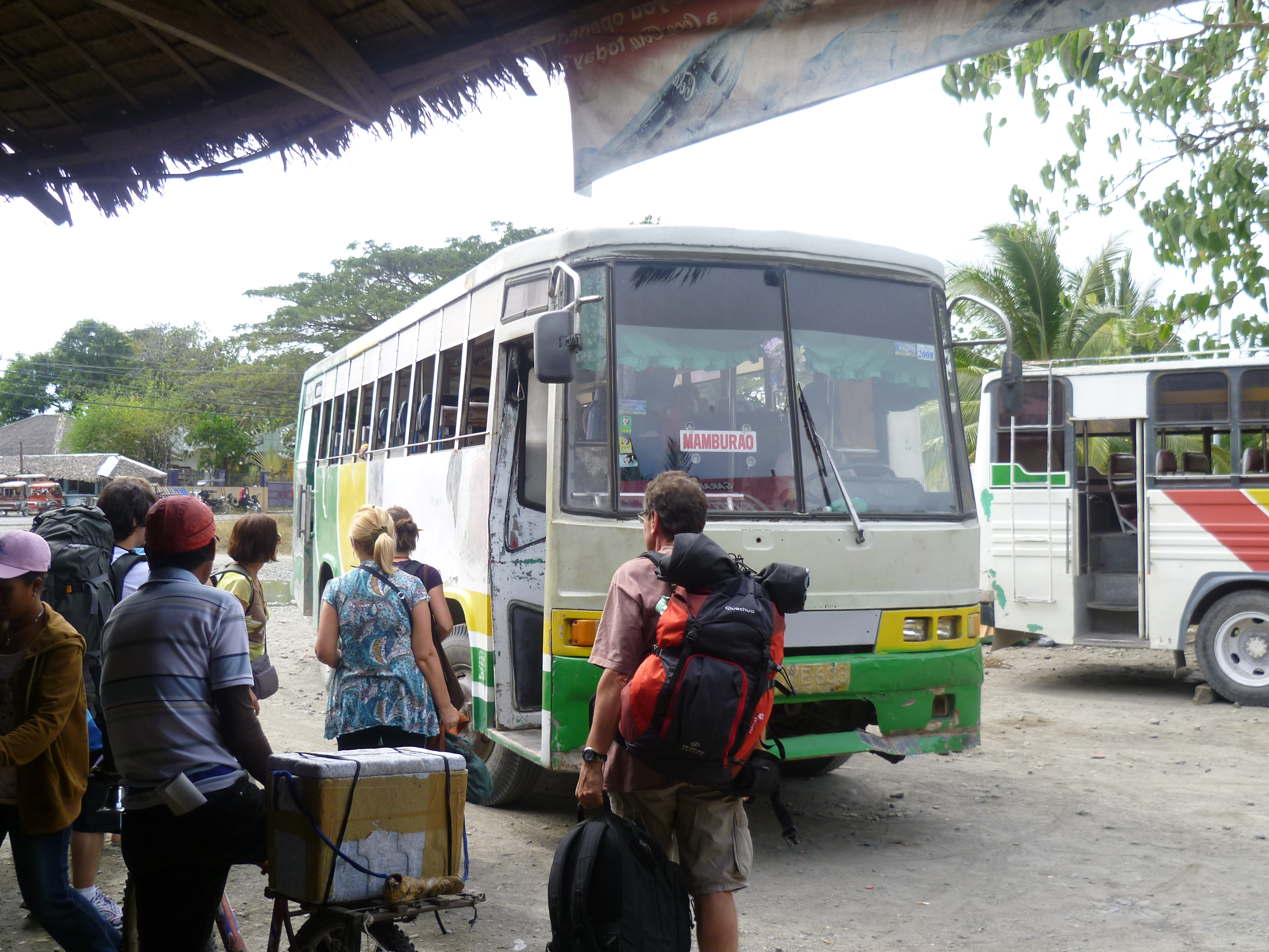 bus mindoro