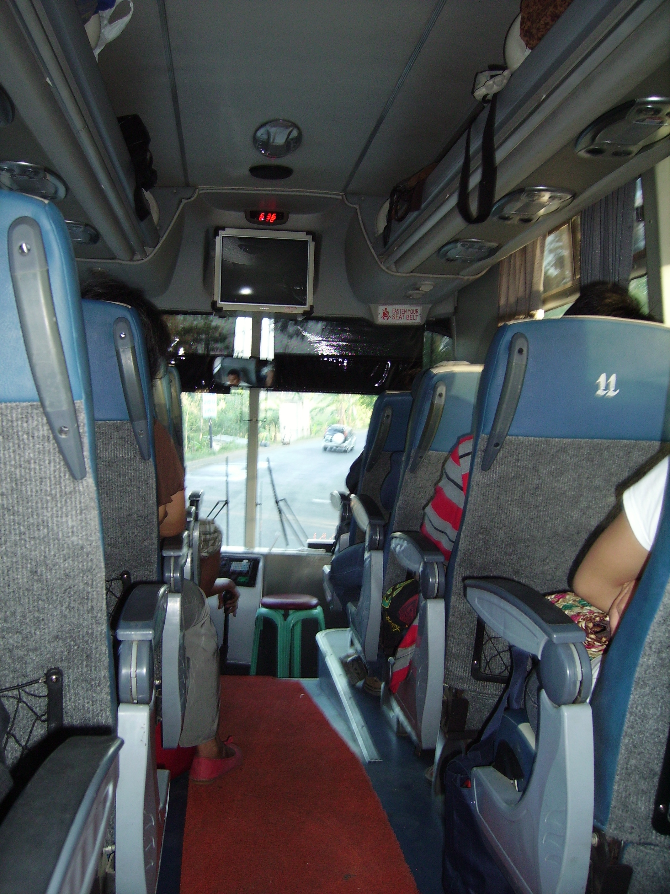 bus Ceres sur Panay