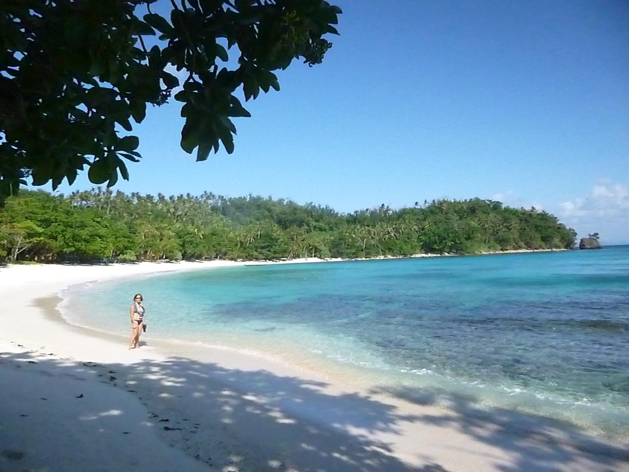 little Subic beach